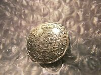 GERMANY 1766 FU 1/3 SILVER THALER HESSE CASSEL 1 YEAR TYPE  COIN $75.00
