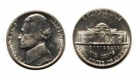 1972 P JEFFERSON NICKEL   GEM BU  330