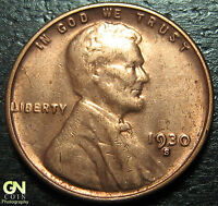 1930 S LINCOLN CENT WHEAT CENT  --  MAKE US AN OFFER  W3607 ZXCV