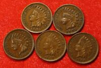 1904 1908 INDIAN HEAD CENTS XF BEAUTIFUL COLLECTOR COINS CHECK OUT STORE IH690