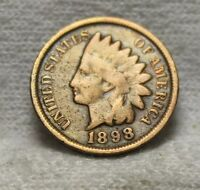 1898 INDIAN HEAD PENNY