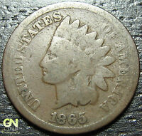 1865 INDIAN HEAD CENT  --  MAKE US AN OFFER  Y2972