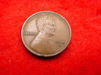 1915 D LINCOLN CENT OUTSTANDING XF/AU BOLD WHEAT STALKS ON THIS COIN   1