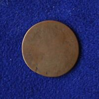 1787 COLONIAL CONNECTICUT COPPER MAILED BUST FACING LEFT