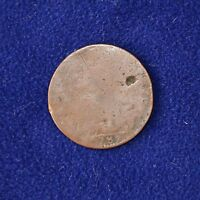1787 COLONIAL CONNECTICUT COPPER DRAPED BUST
