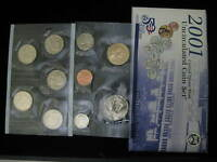 2001 US MINT SET