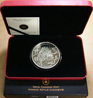 2006 CANADA 5OZ PURE SILVER $50 THE FOUR SEASONS CANADIAN CO