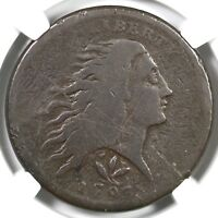 1793 S 9 R2 NGC VG DETAILS