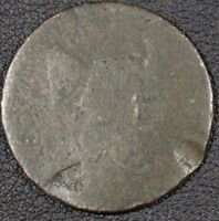 1795 ? 1796 ? 1797 ? LIBERTY CAP FLOWING HAIR HALF CENT
