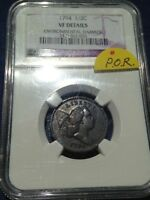 1794 CAPPED BUST HALF CENT NGC VF DETAILS
