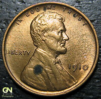 1910 P LINCOLN CENT WHEAT PENNY      MAKE US AN OFFER  Y7752