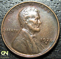1928 S LINCOLN CENT WHEAT CENT  --  MAKE US AN OFFER  G2820
