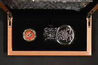 2015 CANADA 14 KARAT GOLD COINLOONEY TUNES: BUGS BUNNY AND FRIENDS CASE & WATCH