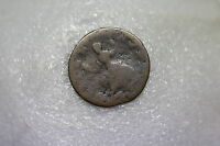 USA COLONIAL GEORGE II FARTHING  A60 Z5208