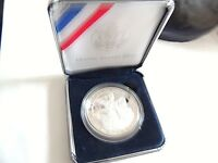 2010 BOY SCOUTS OF AMERICA COMMEMORATIVE PROOF SILVER DOLLAR COIN