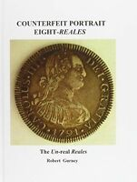 AMAZON BOOKS FALSA FAUX FORGERY PORTRAIT 8 REALES UN REAL REALES. TWO CD SET.