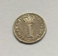 GREAT BRITAIN MAUNDY PENNY 1759