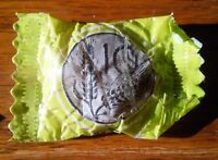 NOVELTY 10 LIRE CANDY MONEY ITALY 1970S COIN SHORTAGE VINTAGE DOLCE RESTO
