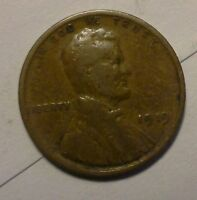 1919 D OLD U.S. LINCOLN WHEAT CENT
