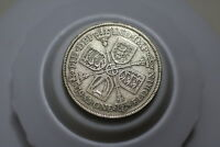 UK GB FLORIN 1932 SILVER  A72 K7693