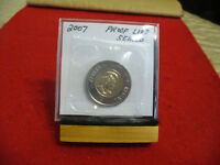2007 CANADA 2$ TWO  DOLLAR  COIN  TOONIE SEE PHOTOS  07  PROOF LIKE  SEALED