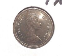 CIRCULATED 1986 5 CENT CANADIAN COIN  011816