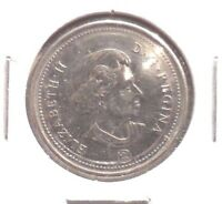 CIRCULATED 2006 25 CENT CANADIAN COIN  011816
