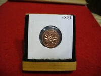 1973  CANADA  1  CENT COIN  PENNY  PROOF LIKE  HIGH  GRADE  SEALED  SEE PHOTOS