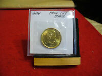 2014 CANADA  DOLLAR  COIN  LOONIE TOP GRADE  SEE PHOTOS  14  PROOFLIKE  SEALED