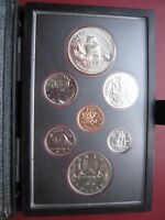 CANADA 1979 DOUBLE DOLLAR PROOF LIKE COIN COLLECTION SET SILVER GRIFFON SHIP 3
