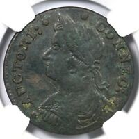 1787 33.16 Z.15 R 4 NGC XF DETAILS CONNECTICUT COLONIAL COPPER COIN