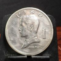 CIRCULATED 1972 1 PISO PHILIPPINE COIN 10318