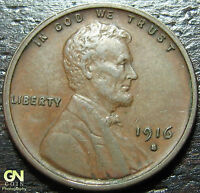 1916 S LINCOLN CENT WHEAT CENT  --  MAKE US AN OFFER  G4062