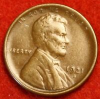 1921-S 1C LINCOLN WHEAT CENT PENNY EXTRA FINE  COLLECTOR COIN CHECK OUT STORE LW1717