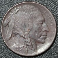 1913 S TYPE 2 BUFFALO NICKEL T2 VARIETY TWO   THE KEY DATE   HIGHER GRADE