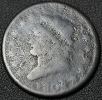 1809 CLASSIC HEAD LARGE CENT   THE KEY DATE