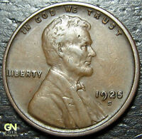 1925 S LINCOLN CENT WHEAT CENT  --  MAKE US AN OFFER  Y9729