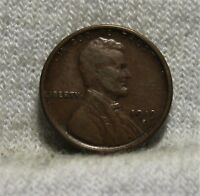 1919S LINCOLN PENNY