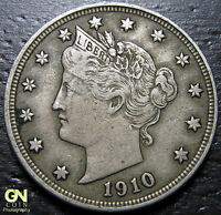 1910 LIBERTY V NICKEL  --  MAKE US AN OFFER  R2746