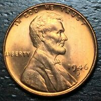 1946 D LINCOLN CENT WHEAT CENT  --  MAKE US AN OFFER  Y8435