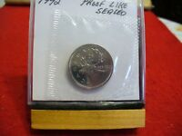 1992 CANADA QUARTER  DOLLAR TOP GRADE  25 CENT PIECE  92  PROOF LIKE  SEALED
