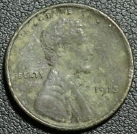1913 S LINCOLN WHEAT CENT PENNY - CORROSION