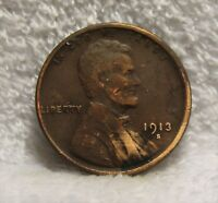 1913S LINCOLN PENNY