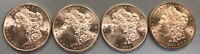 4 1879-S MORGAN DOLLAR CHOICE BU