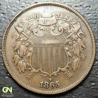 1865 2 CENT PIECE  --  MAKE US AN OFFER  Y8160
