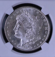 1879-S $1 MORGAN SILVER DOLLAR UNCIRCULATED NGC MINT STATE 64 3624796-014