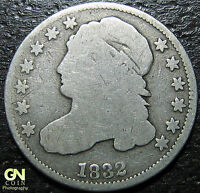 1832 CAPPED BUST DIME  --  MAKE US AN OFFER  Y2448