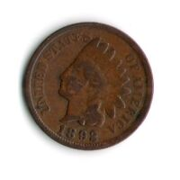 1892 INDIAN HEAD PENNY     2071