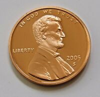2005 S 1C DC  PROOF  LINCOLN CENT   FREE DOMESTIC SHIPPING
