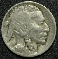 1914 BUFFALO INDIAN HEAD NICKEL   NICE